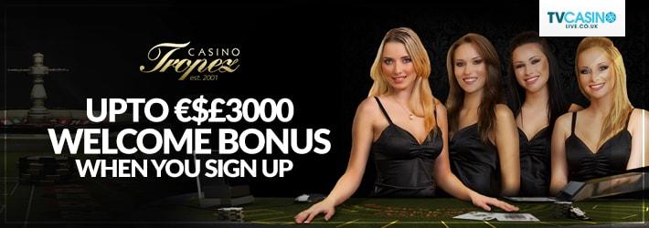 Casino Tropez Live