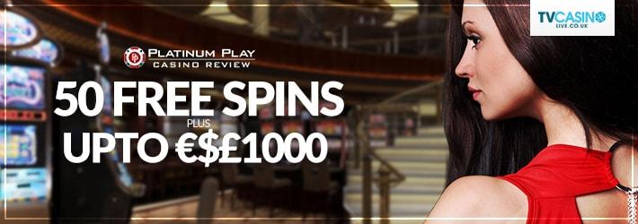 Platinum Play Casino Live Blackjack